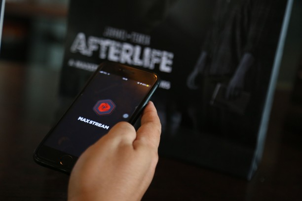 MAXstream Rilis Serial Horor Terbaru Journal of Terror: Afterlife