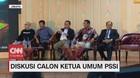 VIDEO: Diskusi Calon Ketua Umum PSSI