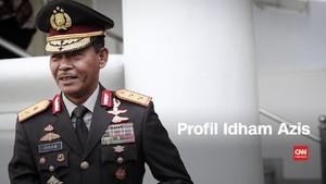 VIDEO: Jejak Karier Kapolri Baru Idham Azis