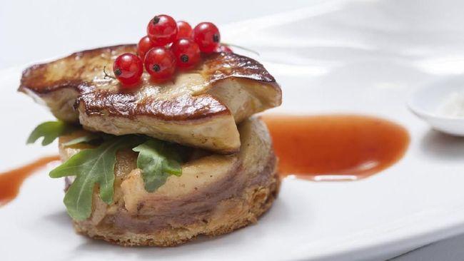 New York Larang Restoran Hidangkan Foie Gras