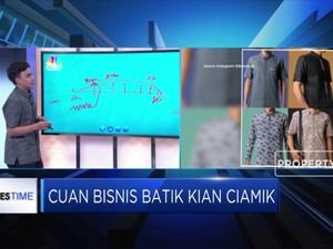 Tips Raup Cuan Bisnis Batik ala  Bonolo Batik