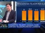 Analis: Telkom Andalkan Pendapatan dari Data & Internet