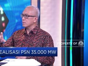Supply Energi Kawasan Industri, KPPIP Genjot Proyek 35.000 MW