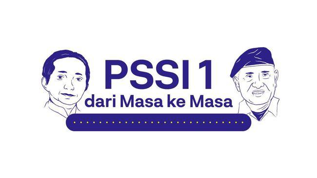 INFOGRAFIS: Ketua Umum PSSI dari Masa ke Masa