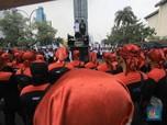 UMK Mau Dihapus: Buruh Demo Lagi, Minta UMK Naik 15%