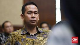 Kasus TPPU, Wawan Raup Rp1,7 Trilun dari Proyek di Banten