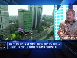 Update Kospin Jasa Soal Penyuntikan Dana Ke Bank Muamalat