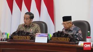 Jokowi Pastikan Harga Gas Industri Tidak Naik