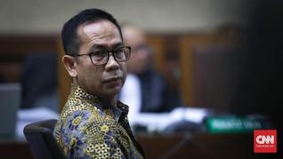 Eksepsi Wawan: KPK Tidak Objektif Melihat Kasus