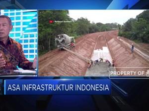 Komitmen Brantas Abipraya Bangun Proyek Infrastruktur RI