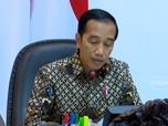 Jokowi Ingatkan Menteri Hati-Hati Revisi UU Ketenagakerjaan