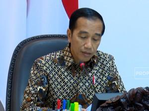 Saat Jokowi Bicara Kenaikan Iuran BPJS Kesehatan, Simak!