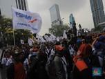 Pak Jokowi, Omnibus Law Disahkan Buruh Ancam Mogok Massal