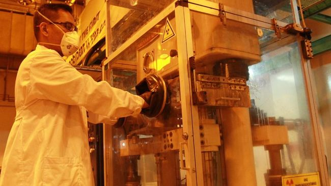 Iran Tambah Produksi Uranium, UE Desak Agar Dibatalkan
