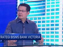 Hadapi Tekanan, Bank Victoria Perkuat Fee Based Income