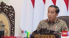 Jokowi: Jangan Sampai Aparat Hukum Dibajak Para Mafia