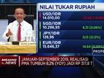 BKPM: Realisasi Investasi Q3-2019 Naik 15,4%