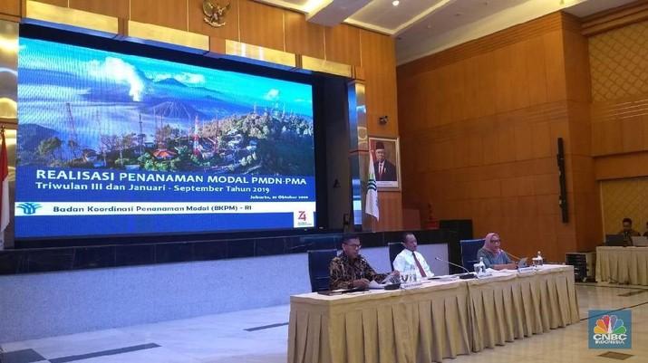 Indonesia berada di peringkat ke-73 dari 190 negara di dunia.