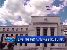 Lagi, The Fed Kembali Pangkas Suku Bunga