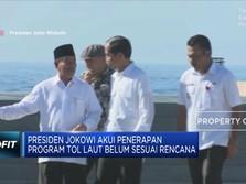 Jokowi Akui Tol Laut Dikuasai Swasta dan Tak Sesuai Tujuan