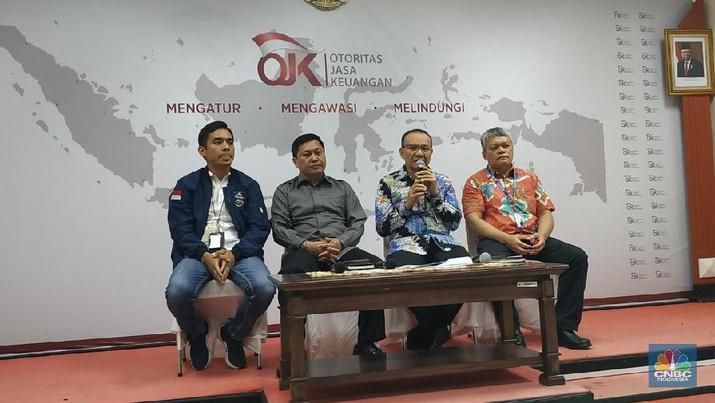Badan Reserse Kriminal (Bareskrim) Kepolisian Indonesia mengaku tidak maksimal dalam menindak fintech lending ilegal. Pasalnya regulasi fintech belum ada.