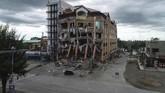 Kepulauan Mindanao, Filipina diguncang dua kali gempa di pengujung Oktober 2019. (Photo by Ferdinandh CABRERA / AFP)
