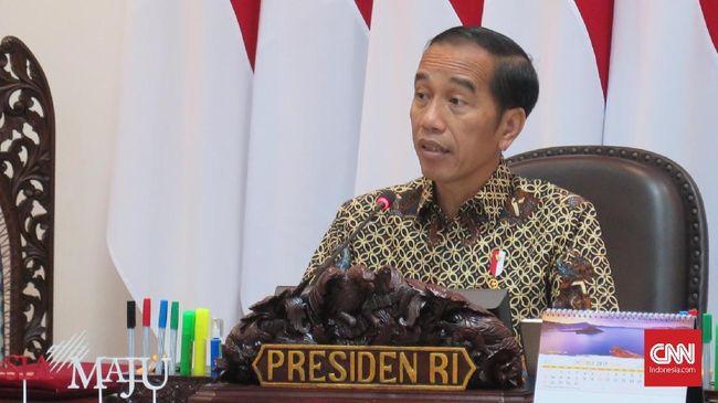 Jokowi Minta Jaringan Teror Bom Medan Ditangkap
