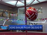 Wow!! Obligasi Indonesia Diincar Asing