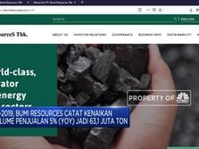9M-2019, Volume Penjualan BUMI Naik 5% (YoY)