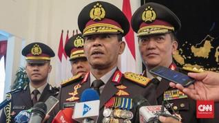 Polri Siap Bertindak Represif Selama PSBB jika Diperlukan