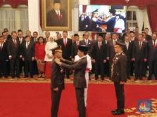Mendagri Tito ke Idham Azis: Jadi Kapolri Gak Gampang
