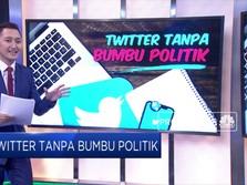 Twitter Haramkan Iklan Politik di Twitterland