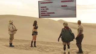 Rekomendasi Film Akhir Pekan, Jumanji: The Next Level