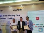 Mantap! Top Up E-Money Kini Bisa Pakai Aplikasi LinkAja