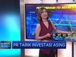 PR Tarik Investasi Asing