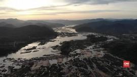 VIDEO: Sungai Mekong Alami Kekeringan Terparah Sepanjang Masa