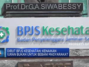 Dirut BPJS: Kenaikan Iuran Bukan untuk Bebani Masyarakat