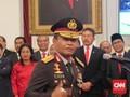 Jokowi Resmi Lantik Idham Azis sebagai Kapolri