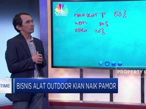 Kiat Raup Cuan dari Bisnis Alat Outdoor