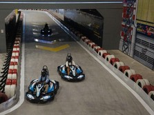 Wow! Formula Kart di Trans Studio Cibubur Diskon Rp 100 Ribu