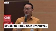 VIDEO: Ini Penjelasan Dirut BPJS Soal Kenaikan Iuran