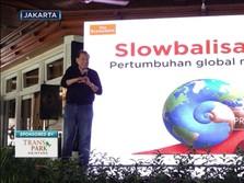 Ada Sharing Session dalam CNBC Indonesia Golf Tournament 2019