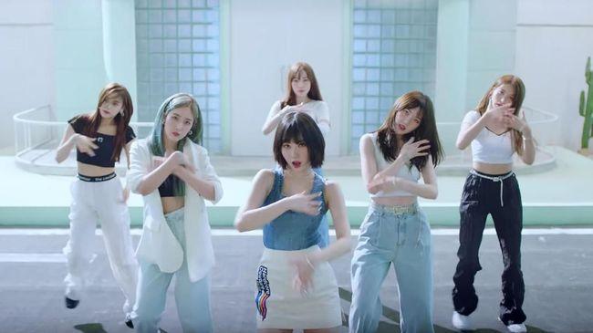 GFriend, 'Saudara Tiri' BTS yang Sukses Berkat Hujan