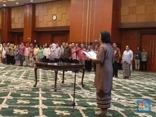 Sri Mulyani ke Bos Pajak Suryo Utomo: Penerimaan Berat!