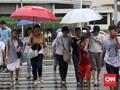 BMKG: Hujan Petir Bakal Guyur Jakarta Minggu Siang