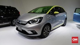 Honda Jazz 2020 Dinilai 'Cute', Cocoknya untuk Pasar Jepang