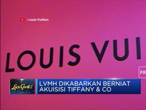 Louis Vuitton Dikabarkan akan Akuisisi Tiffany & Co