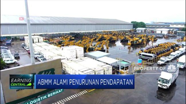 ABMM ABMM Alami Penurunan Pendapatan hingga USD 443,41 juta
