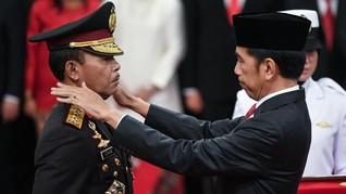 Jokowi Minta Kapolri Tindak Penolak Gereja dan Perusak Musala