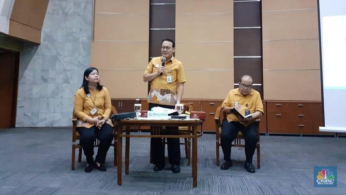 Direktur Utama BPJS Kesehatan Fahmi Idris berjanji tidak akan ada lagi defisit BPJS dalam lima tahun ke depan.